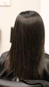 Japanese Hair Straightening at Kosmerika Organika Hair Salon